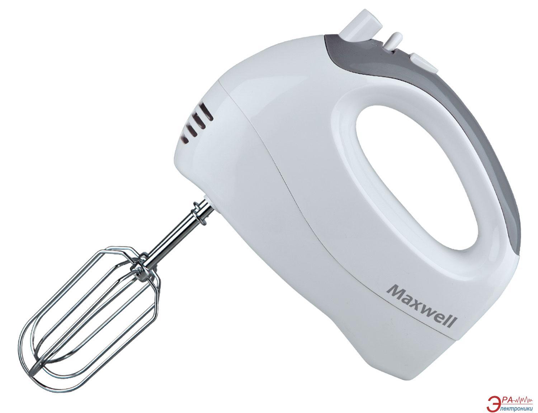 Ручной миксер Maxwell MW-1356 White