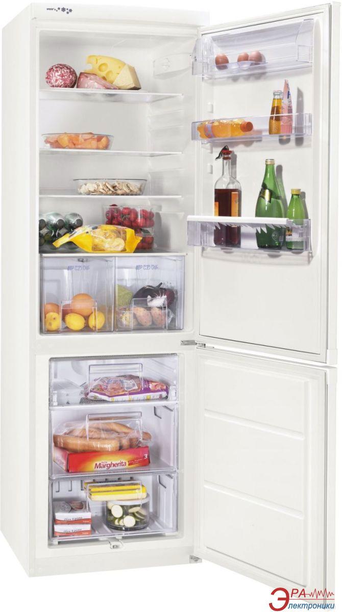 Холодильник Zanussi ZRB 936 PWH