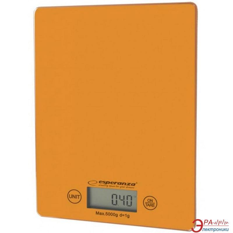 Кухонные весы Esperanza EKS002O Orange