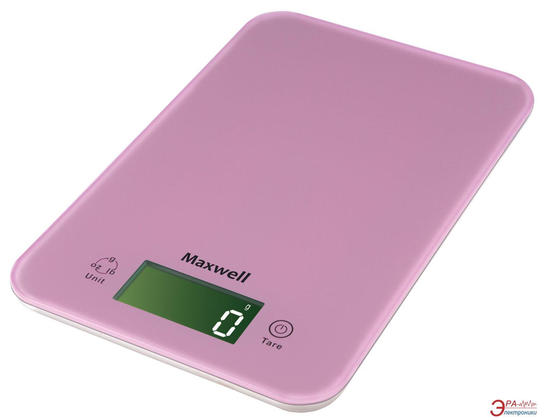 Кухонные весы Maxwell MW-1456