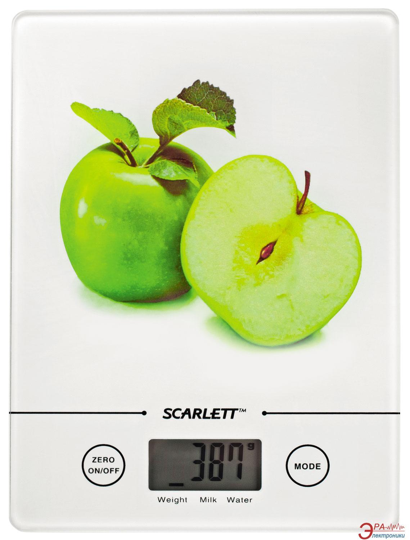 Кухонные весы Scarlett SC-1213 Apple