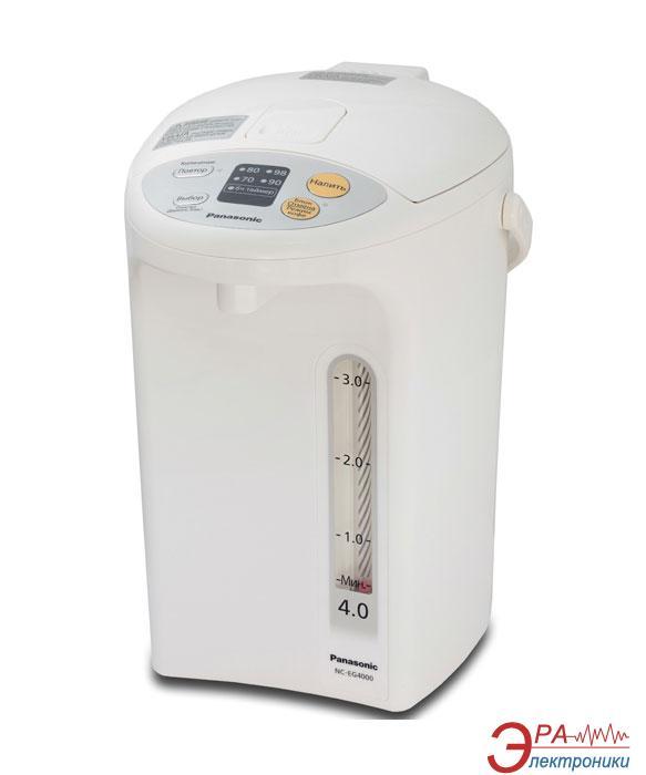 Чайник-термос Panasonic NC-EG4000WTS