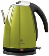 Электрочайник Russell Hobbs Jungle Green (18337-70)