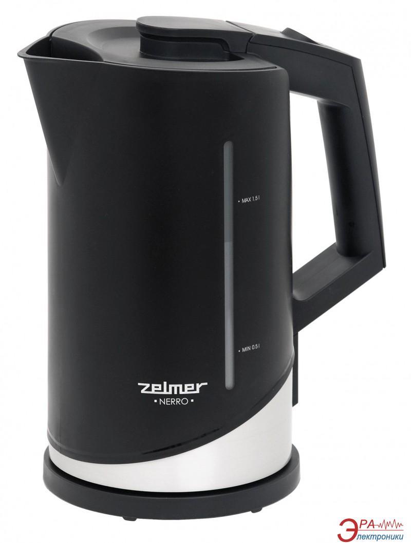 Электрочайник Zelmer 432 Black
