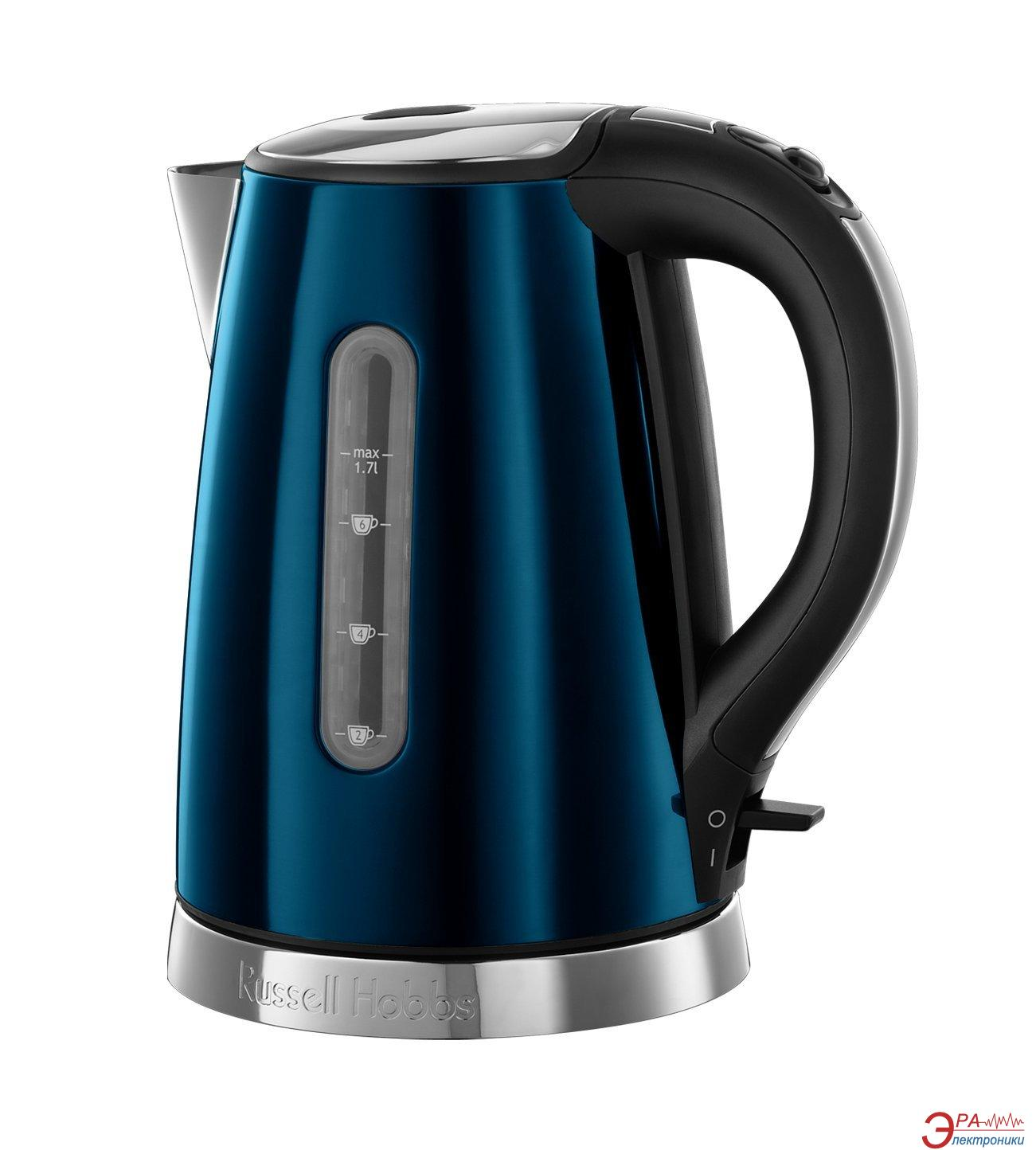 Электрочайник Russell Hobbs Jewels Topaz Blue (21770-70)