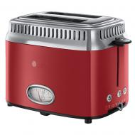 Тостер Russell Hobbs Retro Red (21680-56)