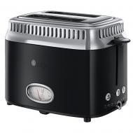 Тостер Russell Hobbs Retro Black (21681-56)