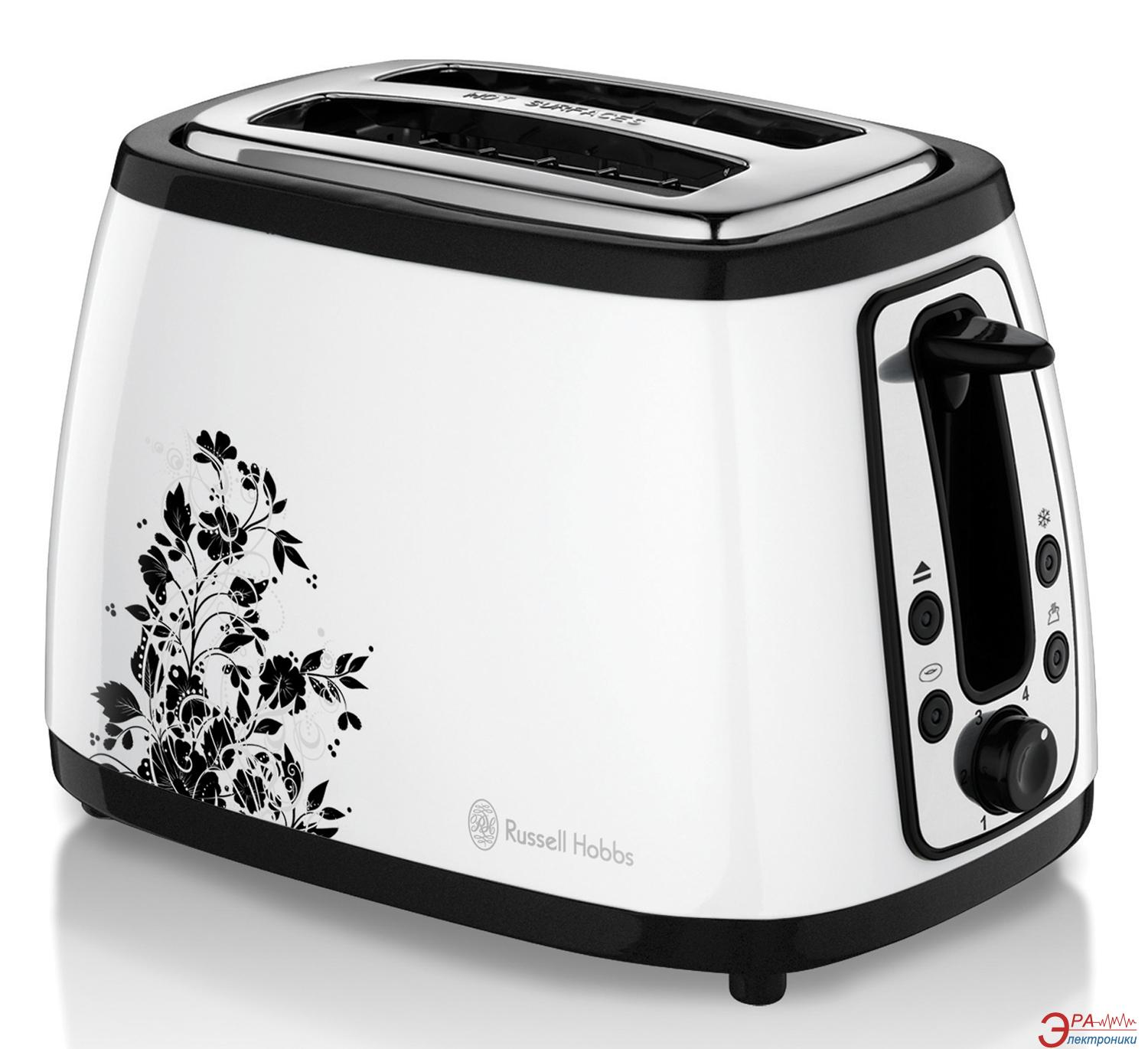 Тостер Russell Hobbs Cottage Floral (18513-56)
