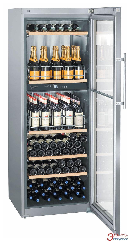 Винный шкаф Liebherr WTPes 5972