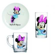 Набор посуды Luminarc DISNEY MINNIE COLORS (H5321)