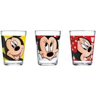 Набор стаканов Luminarc OH MINNIE 3x160 ml (H6444)