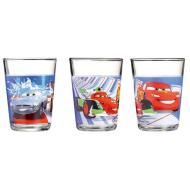 Набор стаканов Luminarc DISNEY CARS 2 3x160ml (H1493)