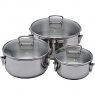 Набор посуды Lamart LTSSSET6 6 предметов