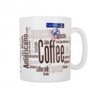 Кружка Luminarc Essence Coffeepedia 320 ml (J9506)