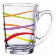 Кружка Luminarc New Morning Rubans 320 ml (J6678)