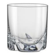 Набор стаканов Bohemia 280 ml 4 шт (725089000002800221)