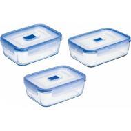 Набор контейнеров Luminarc Pure Box Active 0.82 L, 1.22 L, 1.97 L (J3977)
