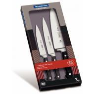 Набор ножей Tramontina Century 3 предмета (24099/002)