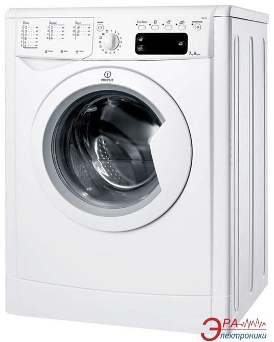 Стиральная машина Indesit IWSE 5085 B (EU)