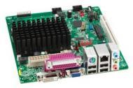 Материнская плата BGA Intel D2700MUD (BLKD2700MUD)