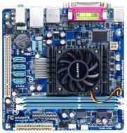 Материнская плата BGA GigaByte GA-E350N WIN8