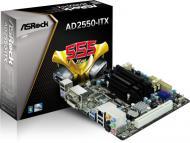 Материнская плата BGA ASRock AD2550-ITX
