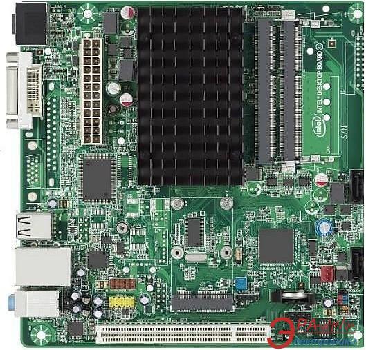 Материнская плата BGA Intel D2550DC2