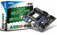 ����������� ����� MSI A55M-P35