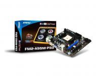 Материнская плата MSI FM2-A55M-P33