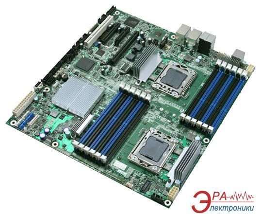Серверная материнская плата Intel S5520SCR SSI EEB (S5520SC Refreshed for CPU 56xx)