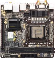 Материнская плата ASRock Z87E-ITX