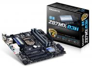 Материнская плата Gigabyte GA-Z87MX-D3H