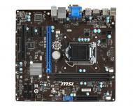 Материнская плата MSI H81M-E35