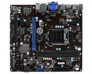 Материнская плата MSI H87M-E35