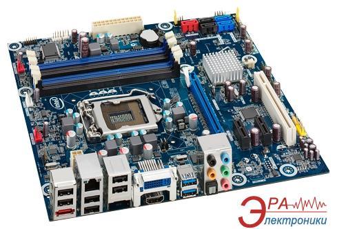 Материнская плата Intel DH67BL BULK (LADH67BLR)