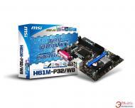 Материнская плата MSI H61M-P32/W8 bulk