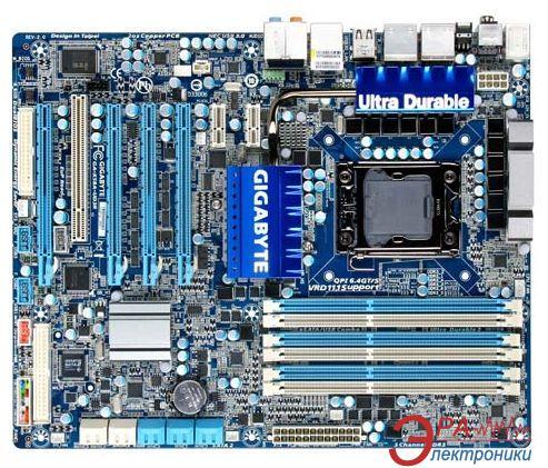 Материнская плата Gigabyte GA-X58A-UD3R Socket 1366