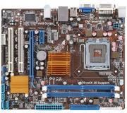 ����������� ����� ASUS P5G41-M