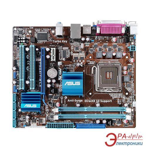 Материнская плата ASUS P5G41T-M LX2/GB/SI
