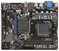 Материнская плата MSI 760GM-P23 (FX) Socket AM3