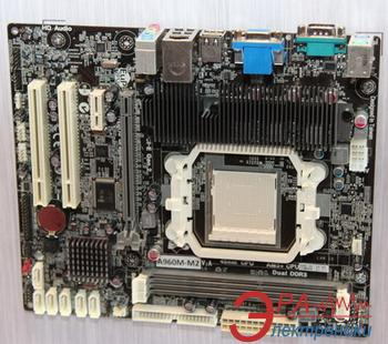 Материнская плата Elitegroup ECS A960M-M2 Socket AM3+