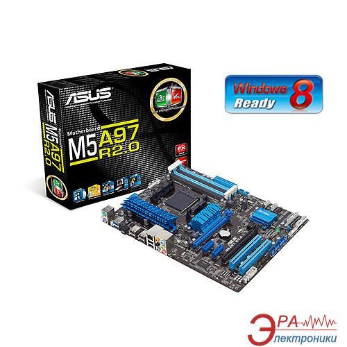 Материнская плата ASUS M5A97 R2.0 Socket AM3+