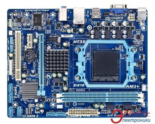 Материнская плата Gigabyte GA-78LMT-S2 Socket AM3+