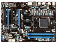 Материнская плата MSI 970A-G43 Socket AM3+