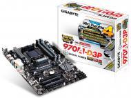 Материнская плата Gigabyte GA-970A-D3P Socket AM3+