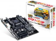����������� ����� Gigabyte GA-970A-UD3P Socket AM3+