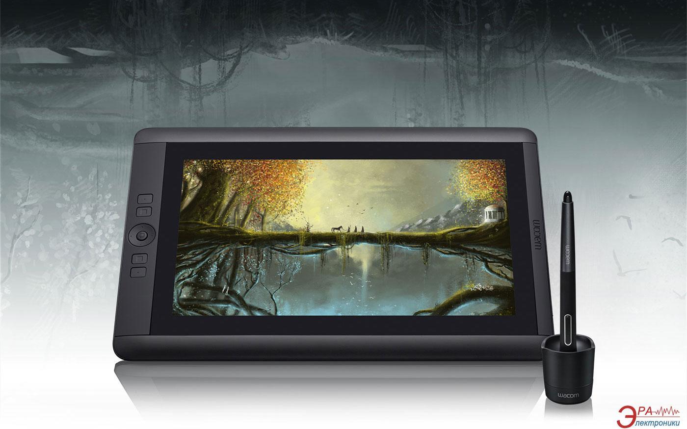 Монитор-планшет Wacom Cintiq13 touch (DTH-1300)