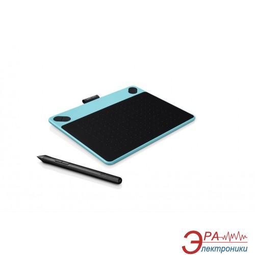 Графический планшет Wacom Intuos Comic Blue PT S (CTH-490CB-N)