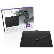 Графический планшет Wacom Intuos 3D Black PT M (CTH-690TK-N)