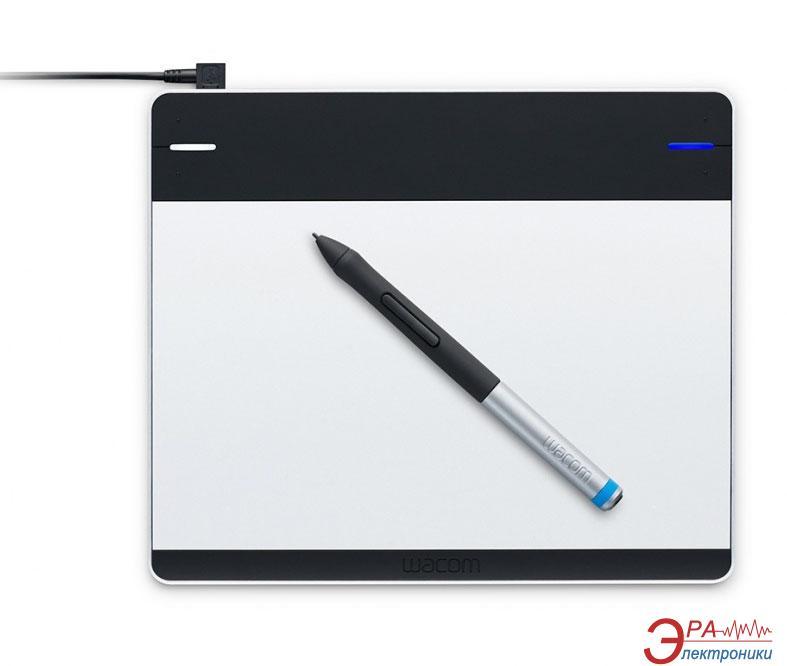 Графический планшет Wacom Intuos Pen S, RU & PL (CTL-480S-RUPL)
